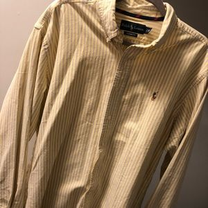 Ralph Lauren- Long Sleeve Men's Button Down
